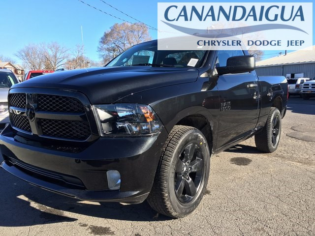 2018 Ram 1500 Regular Cab 4x4, Pickup #DT18118 - photo 6