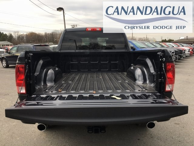 2018 Ram 1500 Quad Cab 4x4, Pickup #DT18132 - photo 10