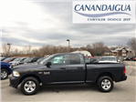 2018 Ram 1500 Quad Cab 4x4, Pickup #DT18132 - photo 3