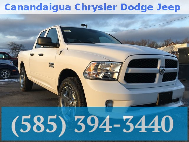 2018 Ram 1500 Quad Cab 4x4, Pickup #DT18243 - photo 1
