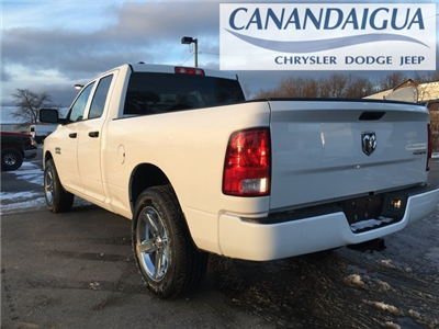 2018 Ram 1500 Quad Cab 4x4, Pickup #DT18243 - photo 12