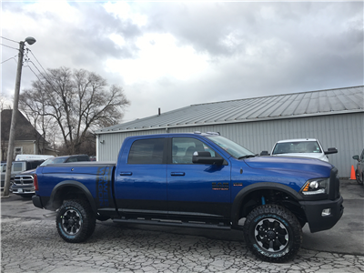 2018 Ram 2500 Crew Cab 4x4, Pickup #DT18360 - photo 4