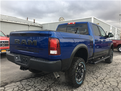 2018 Ram 2500 Crew Cab 4x4, Pickup #DT18360 - photo 2