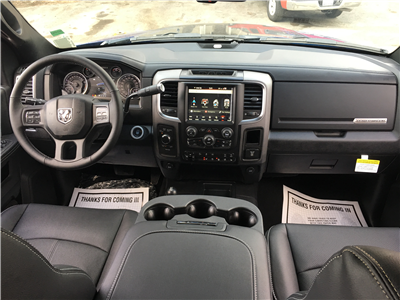 2018 Ram 2500 Crew Cab 4x4, Pickup #DT18360 - photo 6