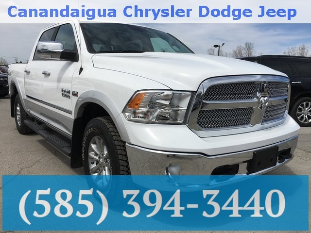 2018 Ram 1500 Crew Cab 4x4, Pickup #DT18473 - photo 1