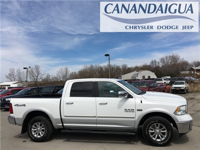 2018 Ram 1500 Crew Cab 4x4, Pickup #DT18473 - photo 4