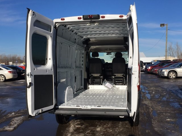 2017 ProMaster 2500 High Roof Cargo Van #RP17185 - photo 17