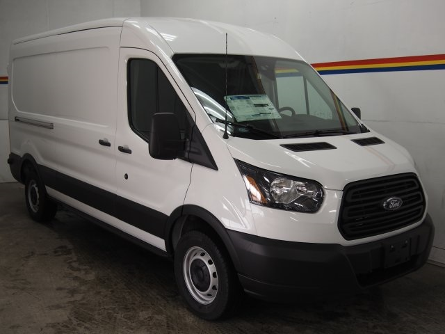 2019 Transit 150 Med Roof 4x2,  Empty Cargo Van #F10042 - photo 8