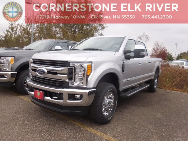 2017 F-250 Crew Cab 4x4 Pickup #F81076 - photo 1