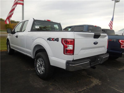 2018 F-150 Super Cab 4x4 Pickup #F90034 - photo 4