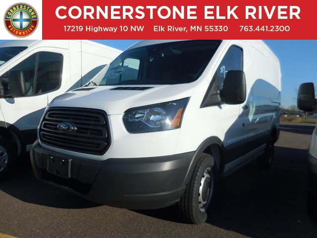 2018 Transit 250 Med Roof 4x2,  Empty Cargo Van #F90098 - photo 1