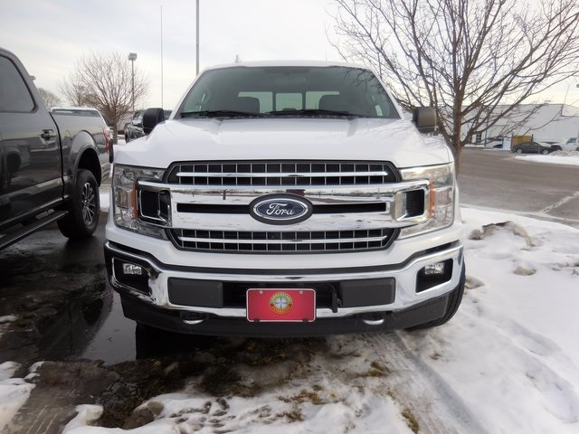 2018 F-150 Crew Cab 4x4 Pickup #F90126 - photo 3