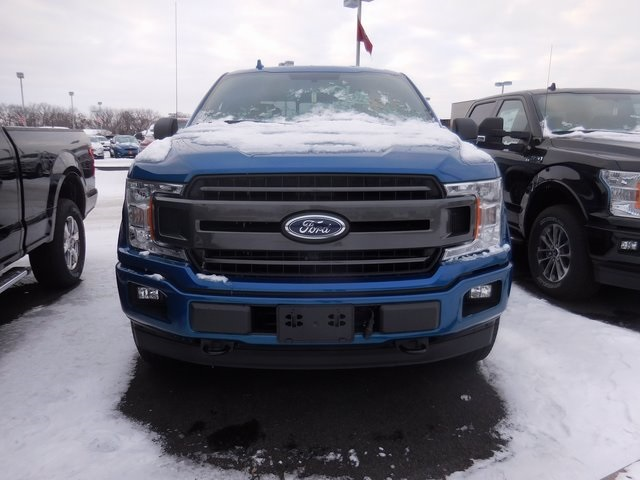 2018 F-150 Crew Cab 4x4 Pickup #F90142 - photo 3