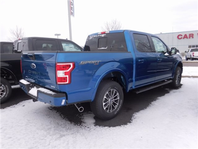2018 F-150 Crew Cab 4x4 Pickup #F90142 - photo 2
