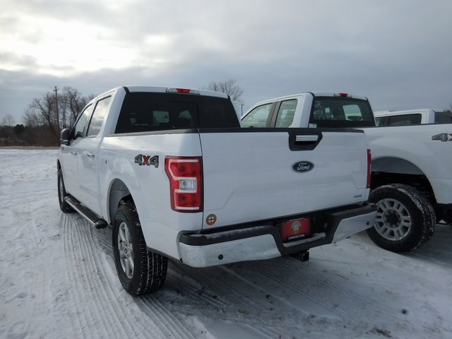 2018 F-150 Crew Cab 4x4 Pickup #F90160 - photo 2
