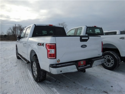 2018 F-150 Crew Cab 4x4, Pickup #F90160 - photo 2