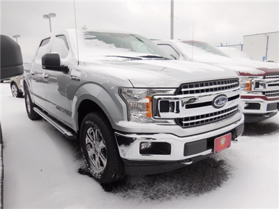 2018 F-150 Crew Cab 4x4, Pickup #F90162 - photo 4