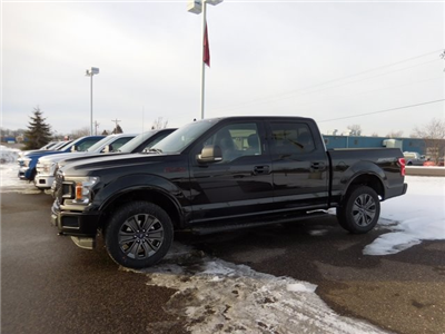2018 F-150 Crew Cab 4x4 Pickup #F90230 - photo 4