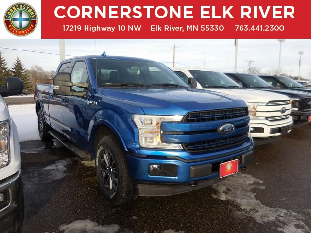2018 F-150 SuperCrew Cab 4x4, Pickup #F90257 - photo 3