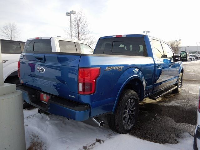 2018 F-150 SuperCrew Cab 4x4, Pickup #F90257 - photo 4