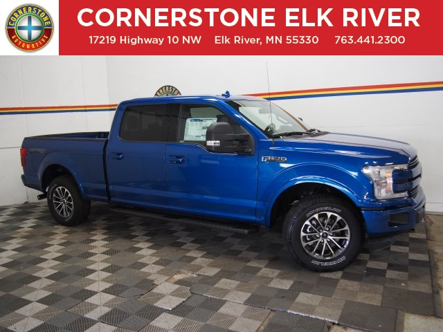 2018 F-150 SuperCrew Cab 4x4, Pickup #F90257 - photo 5