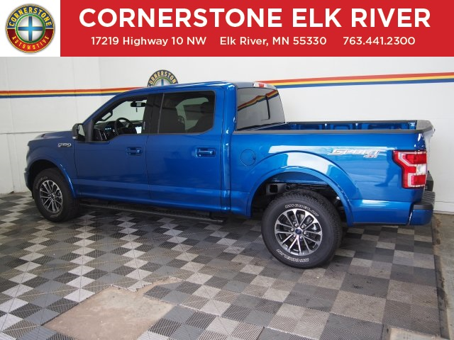 2018 F-150 SuperCrew Cab 4x4,  Pickup #F90504 - photo 3