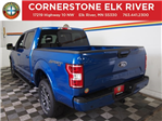 2018 F-150 SuperCrew Cab 4x4,  Pickup #F90504 - photo 2