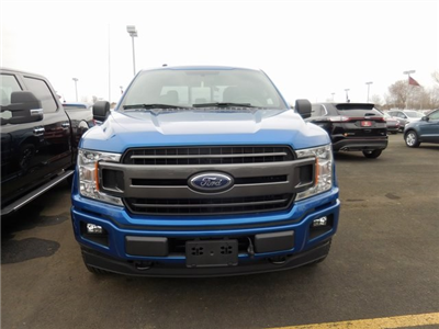 2018 F-150 SuperCrew Cab 4x4, Pickup #F90510 - photo 3