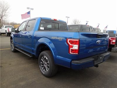 2018 F-150 SuperCrew Cab 4x4, Pickup #F90510 - photo 2