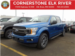 2018 F-150 SuperCrew Cab 4x4, Pickup #F90510 - photo 1
