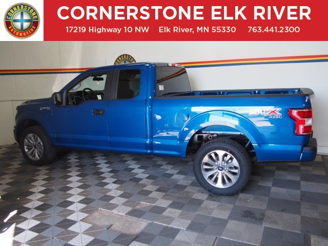 2018 F-150 Super Cab 4x4,  Pickup #F90512 - photo 3
