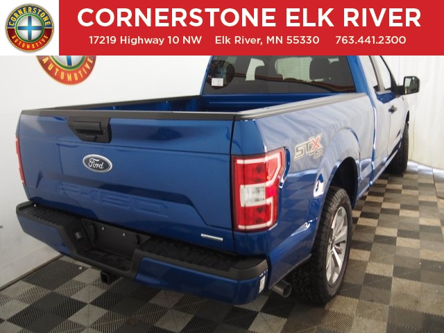 2018 F-150 Super Cab 4x4,  Pickup #F90512 - photo 4