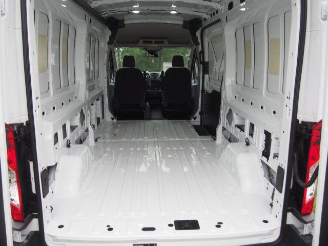 2018 Transit 250 Med Roof 4x2,  Empty Cargo Van #F90565 - photo 2