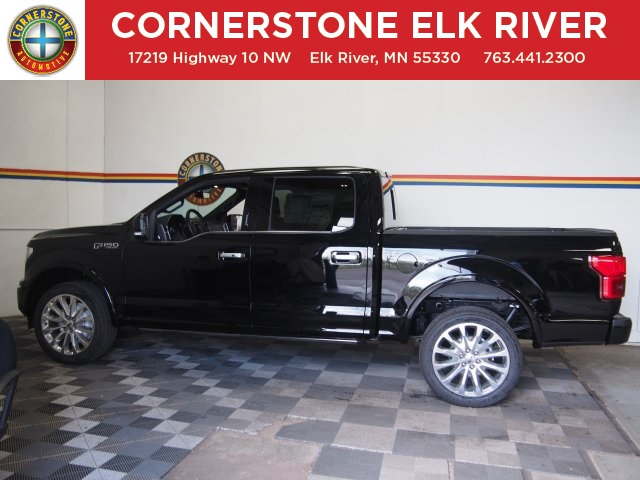 2018 F-150 SuperCrew Cab 4x4, Pickup #F90566 - photo 5