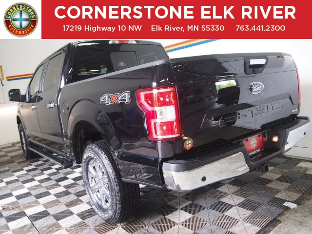 2018 F-150 SuperCrew Cab 4x4,  Pickup #F90723 - photo 2