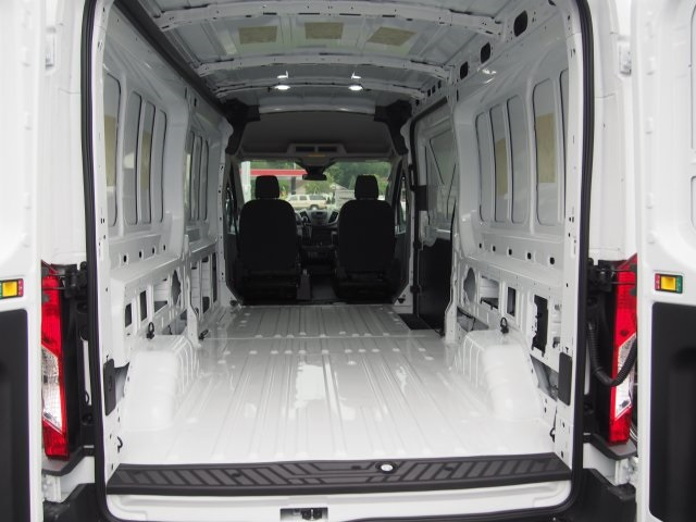 2018 Transit 350 Med Roof 4x2,  Empty Cargo Van #F90806 - photo 2