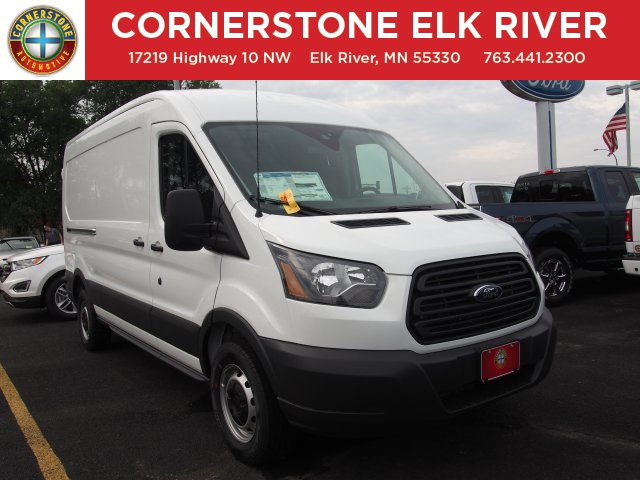 2018 Transit 350 Med Roof 4x2,  Empty Cargo Van #F90900 - photo 5