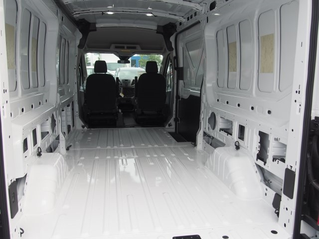 2018 Transit 350 Med Roof 4x2,  Empty Cargo Van #F90900 - photo 2