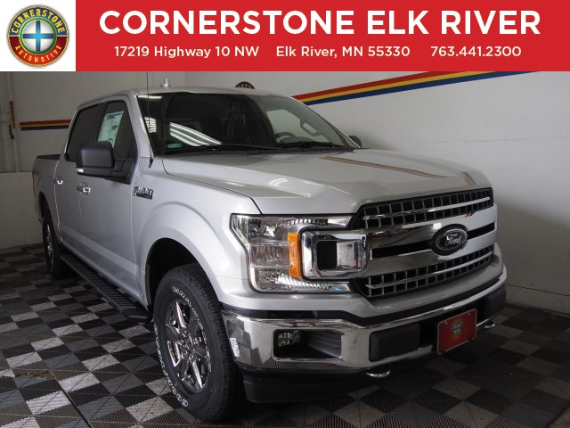 2018 F-150 SuperCrew Cab 4x4,  Pickup #F90957 - photo 5
