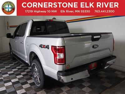 2018 F-150 SuperCrew Cab 4x4,  Pickup #F90957 - photo 2