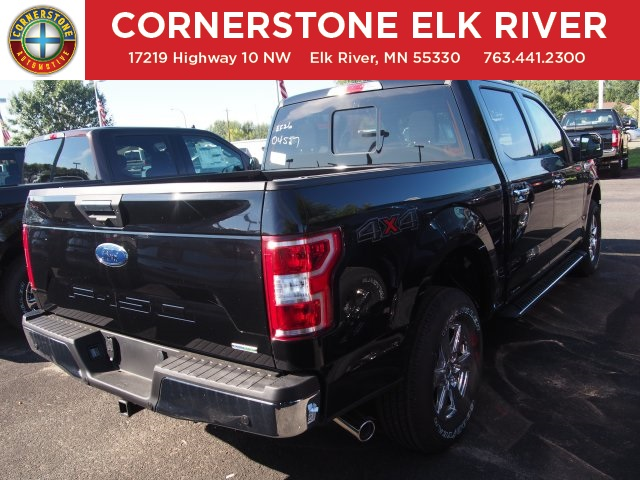 2018 F-150 SuperCrew Cab 4x4,  Pickup #F91007 - photo 3
