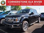 2018 F-150 SuperCrew Cab 4x4,  Pickup #F91007 - photo 1