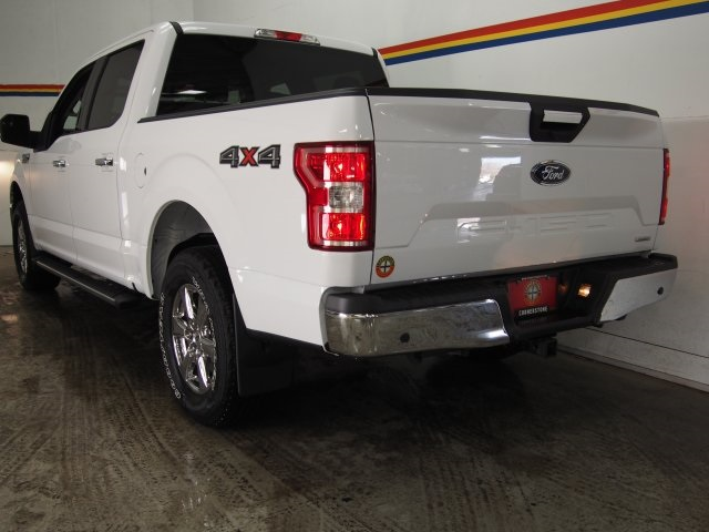 2018 F-150 SuperCrew Cab 4x4,  Pickup #F91017 - photo 2