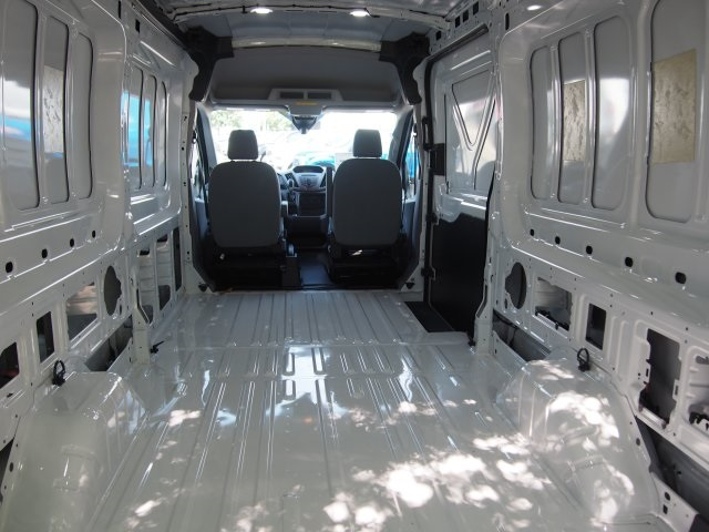2018 Transit 250 Med Roof 4x2,  Empty Cargo Van #F91023 - photo 2
