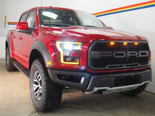 2018 F-150 SuperCrew Cab 4x4,  Pickup #F91158 - photo 15