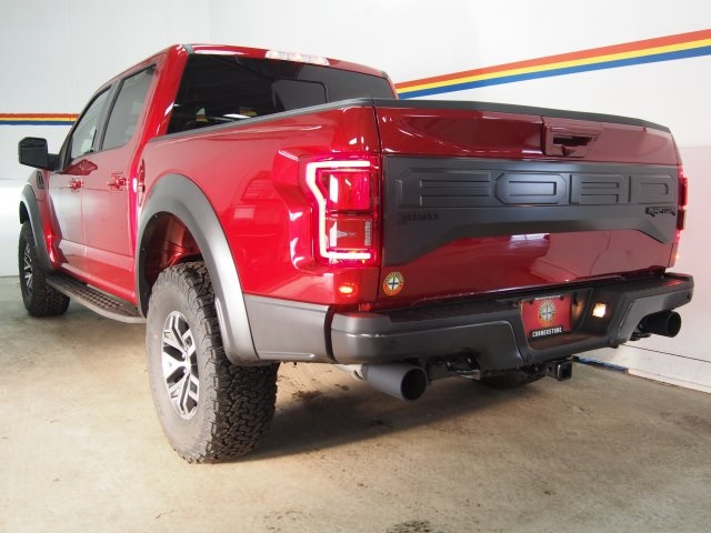 2018 F-150 SuperCrew Cab 4x4,  Pickup #F91158 - photo 2