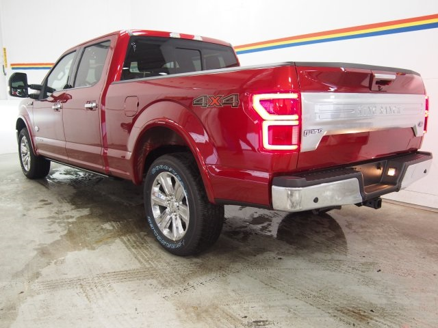 2018 F-150 SuperCrew Cab 4x4,  Pickup #F91163 - photo 2