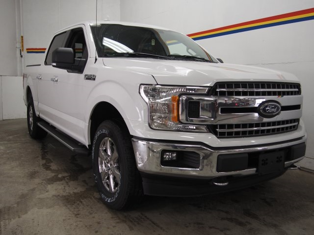 2018 F-150 SuperCrew Cab 4x4,  Pickup #F91171 - photo 13