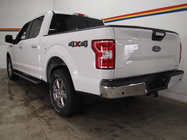 2018 F-150 SuperCrew Cab 4x4,  Pickup #F91171 - photo 2