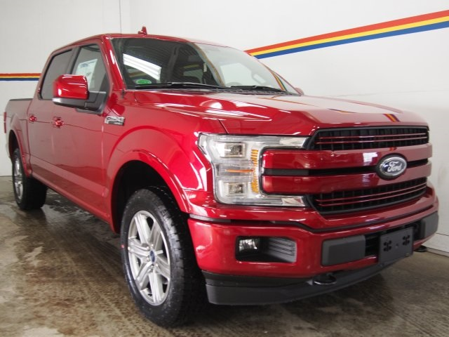 2018 F-150 SuperCrew Cab 4x4,  Pickup #F91174 - photo 14